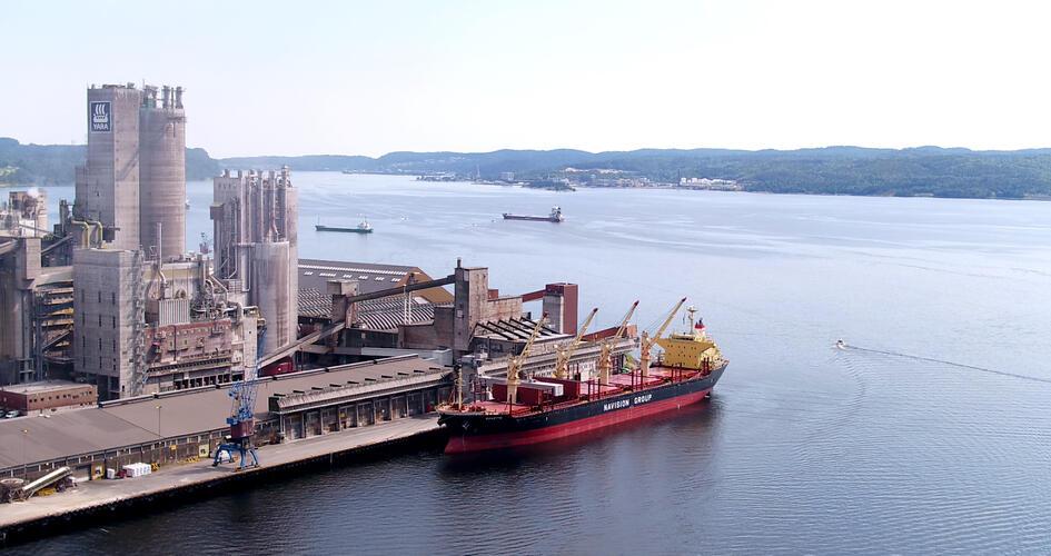 Cargo ship Bonette