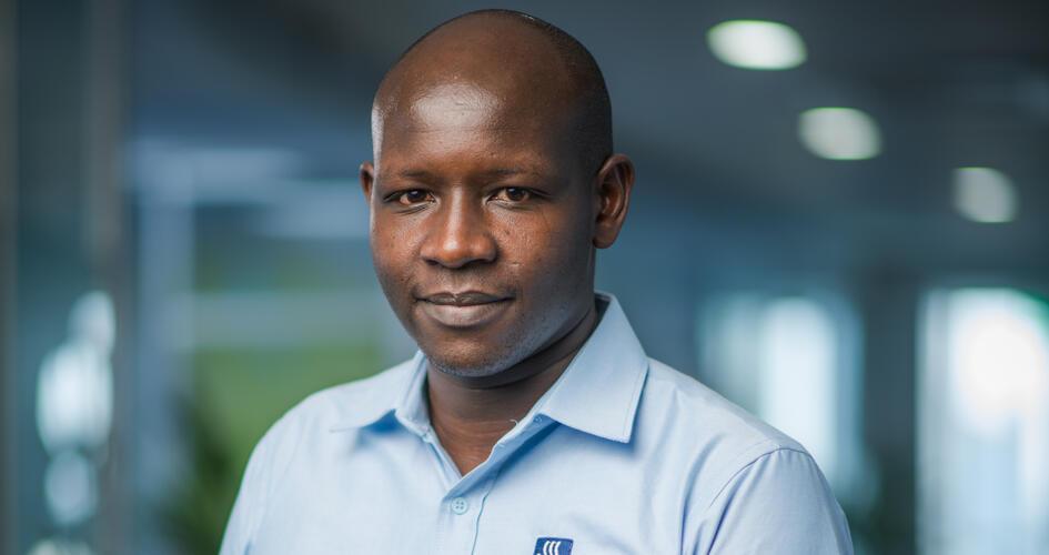 William Ngeno portrait image