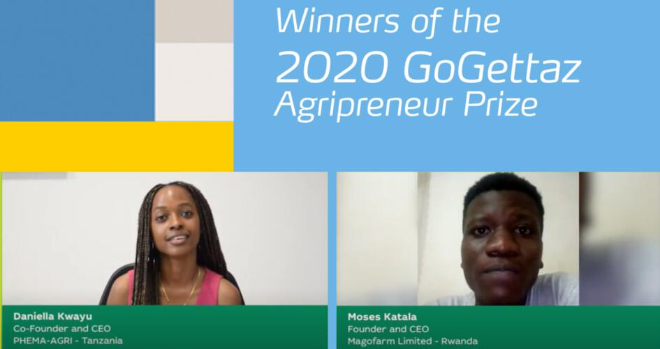 2020 GoGettaz winners